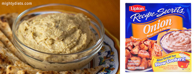 hummus recipe weight watchers mediterranean