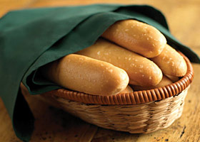 olive garden bread basket