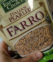farro grain bag