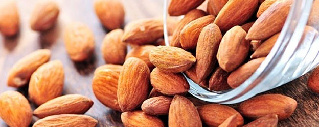 tryptophan almonds nuts diet