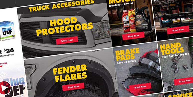 Advance Auto Parts Monthly Ad View In Store Flyer