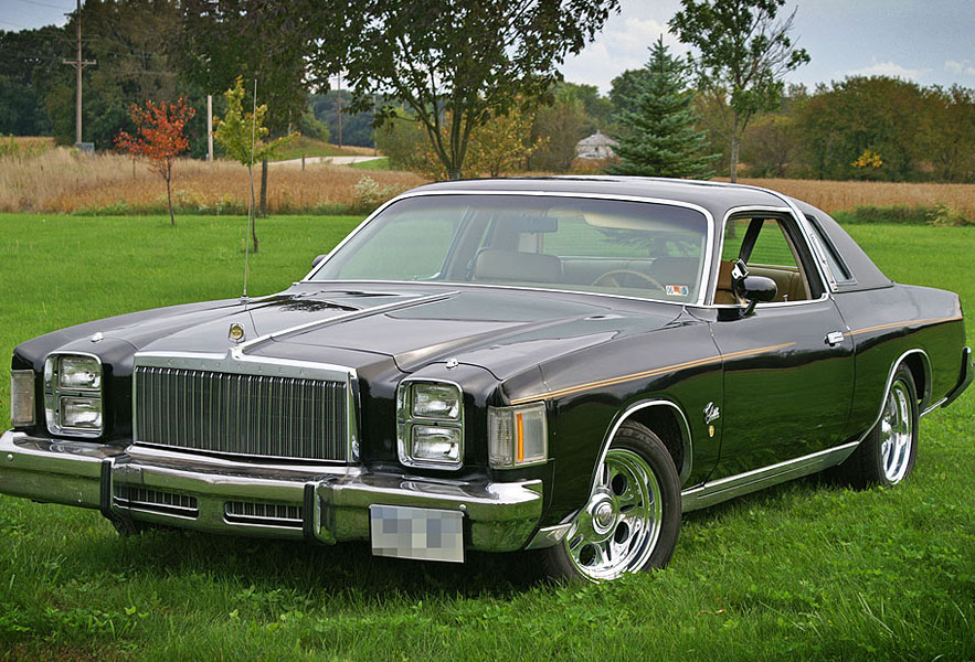 chrysler cordoba ugly car