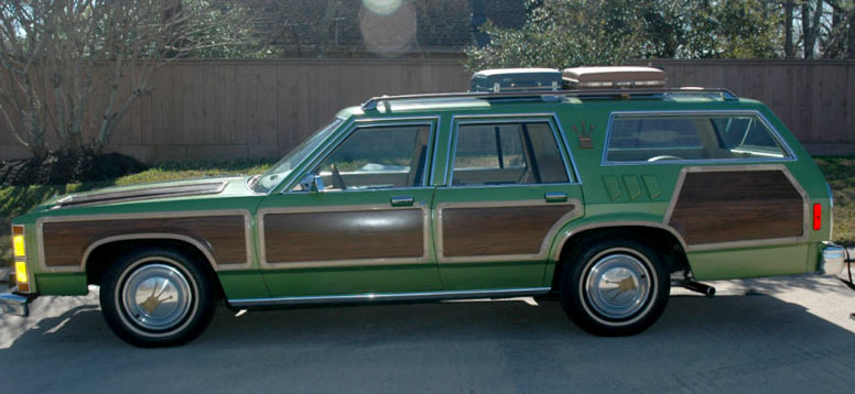 griswold national lampoons car