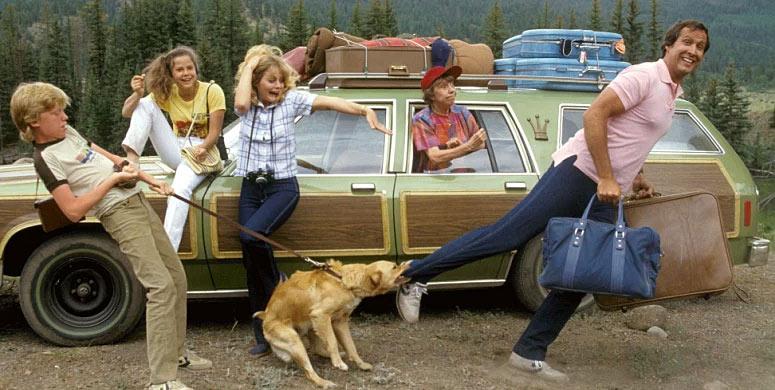 national lampoons station wagon