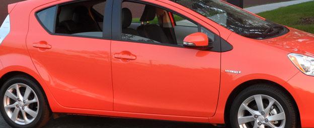 orange car resale value