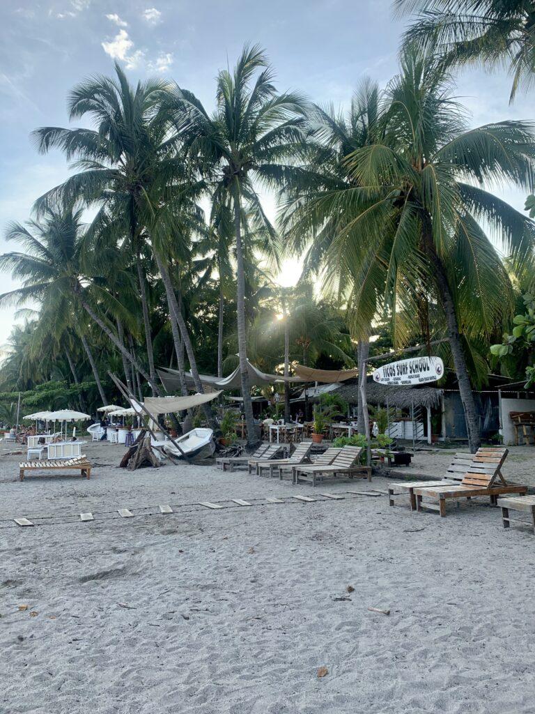 Sunset at Playa Samara