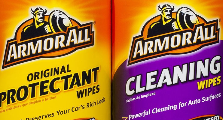 armor all protectant cleaning wipes