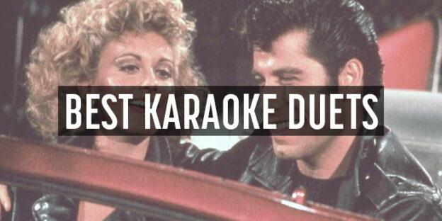 best karaoke duet songs