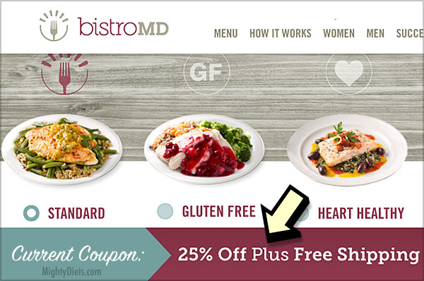 bistro md coupon applied