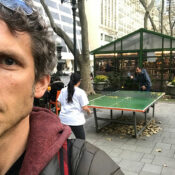 bryant park ping pong