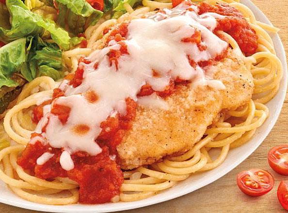 Nutrisystem chicken parmesan
