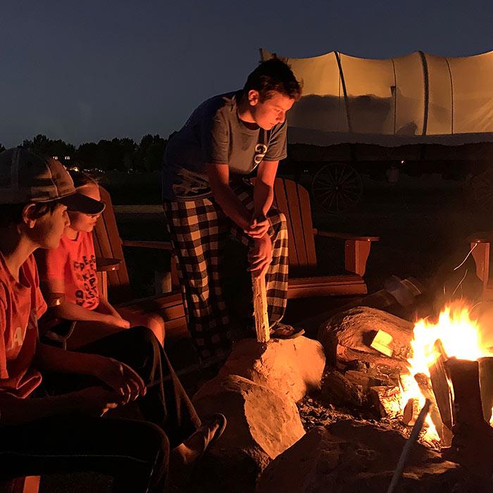 conestoga ranch mccormick campfire