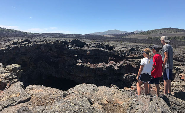 craters moon idaho featured