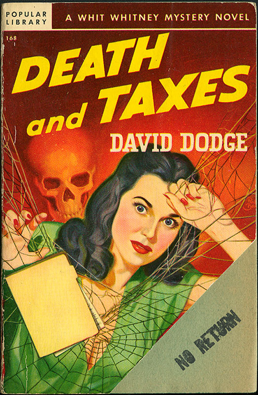 death and taxes book