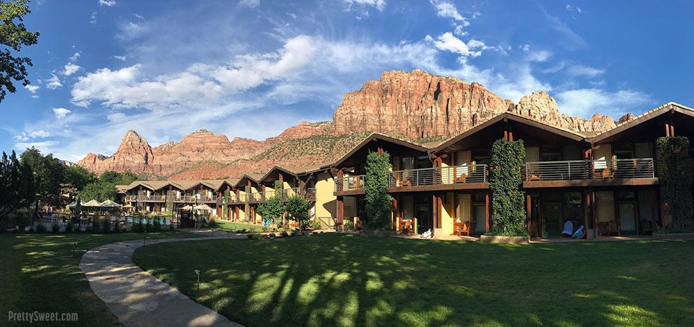 The Desert Pearl Inn