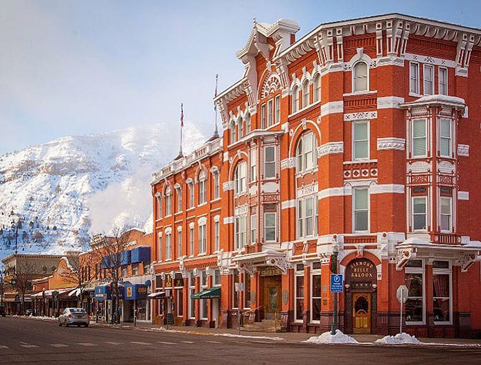 durango colorado strater hotel downtown