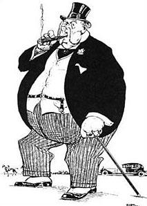 corporate fat cat