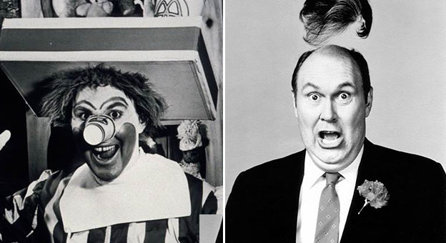 first ronald mcdonald willard scott