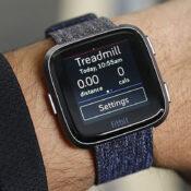 fitness tracker fitbit watch
