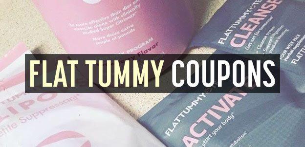 Flat tummy discount code 2019