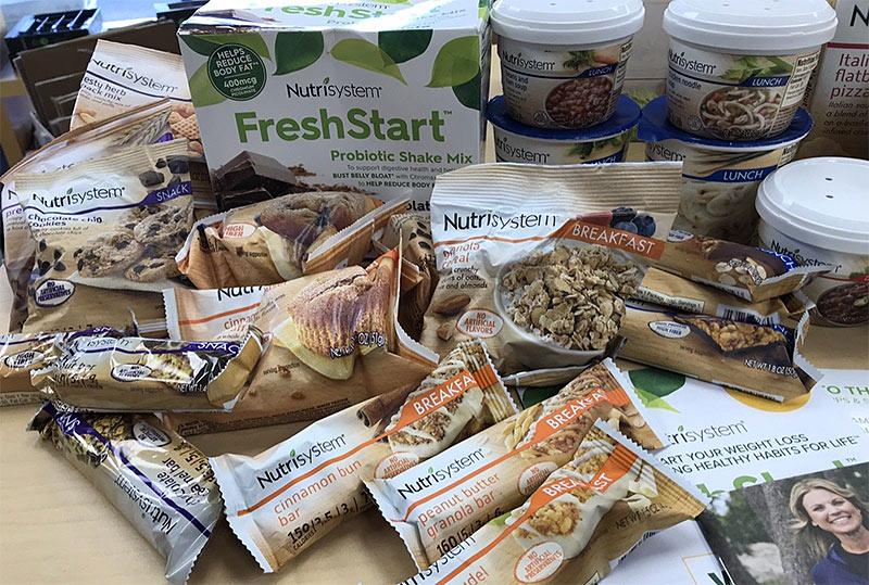 fresh start nutrisystem