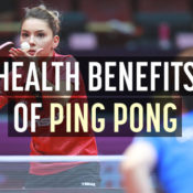 health benefits ping pong