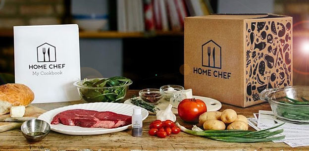 home chef free trial box