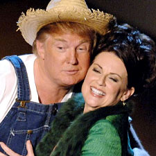 karaoke duet trump