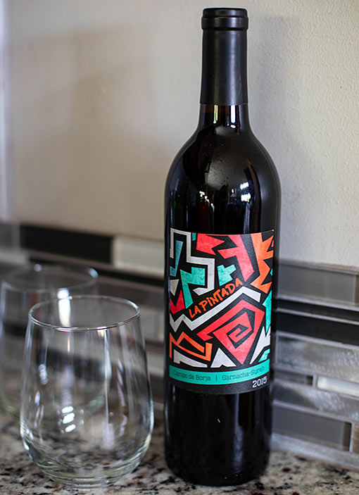 la pintada garnacha syrah wine