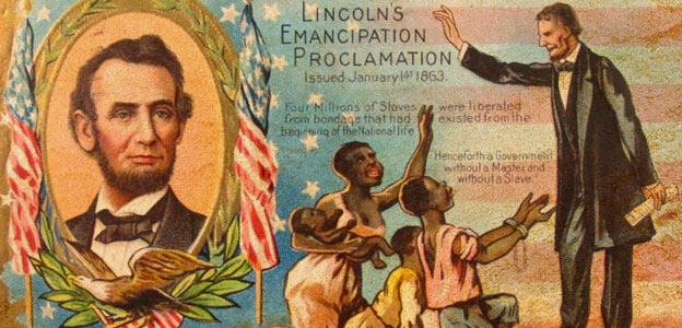 lincoln emancipation proclamation