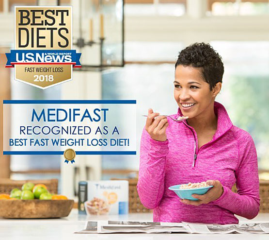medifast fast weight loss