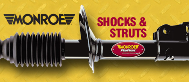 monroe shocks and struts