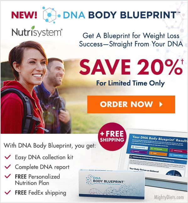 nutrisystem dna kit coupon