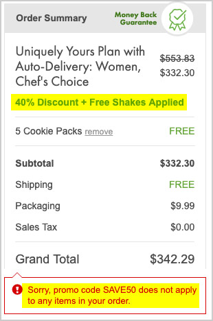 Nutrisystem Skip The 50 Off Deals Here S Why Better Sale
