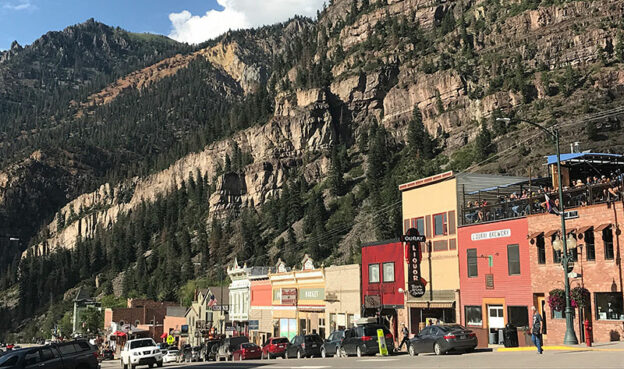 ouray colorado shops