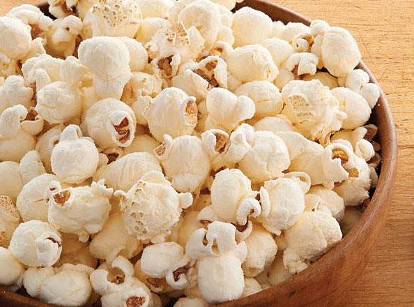 Nutrisystem cheddar popcorn