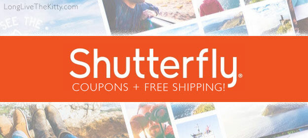 Recommend Coupons for Shutterfly