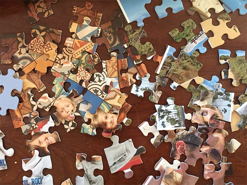 shutterfly puzzle pieces