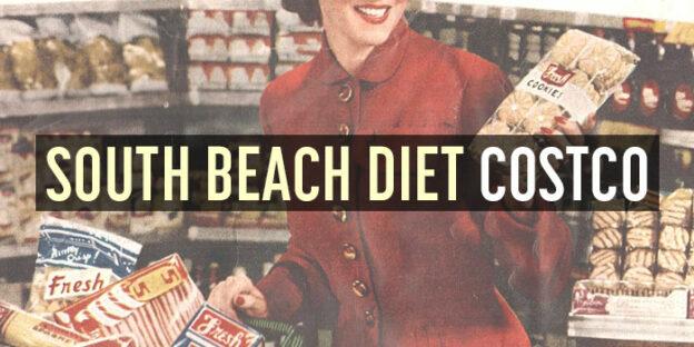 south beach diet costco