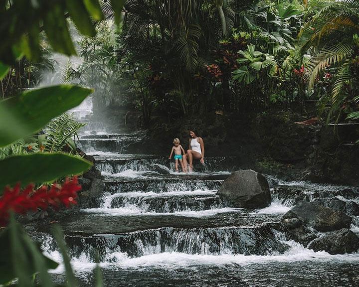 tabacon hot springs costa rica