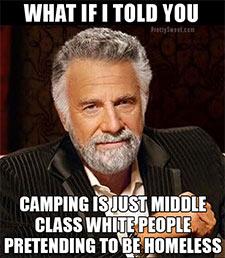 thumb camping memes
