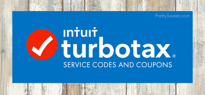 7 TurboTax Service Codes, Coupons ($5-15 Off Now!) • 2019