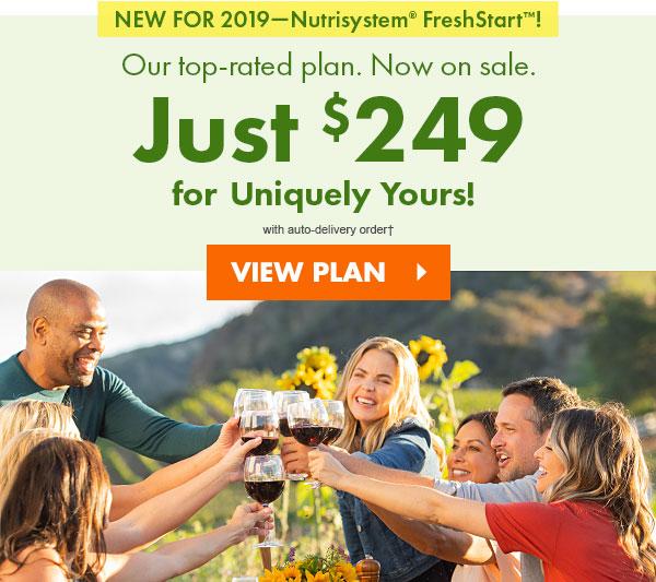 nutrisystem $249 special