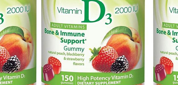 vitamin d supplement weight loss