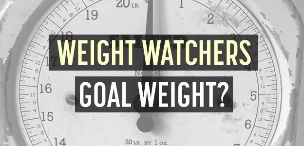 Weight Watchers Goal Weight? This Calculator Will Estimate