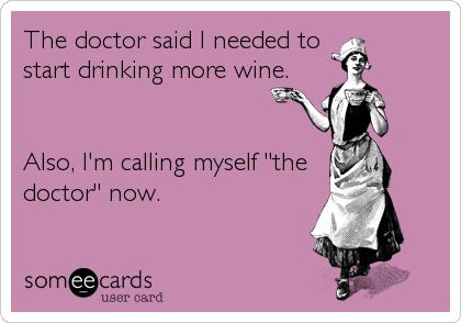 weight watchers wine funny