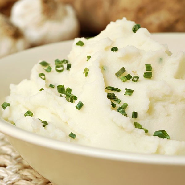 ww cauliflower mashed potatoes